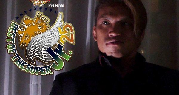 """【新日本プロレス】「オレは富と名声を得るためにBULLET CLUBを選んだ」『SUPER Jr.』に電撃参戦! """"BONE SOLDIER""""石森太二選手にインタビュー!!"""