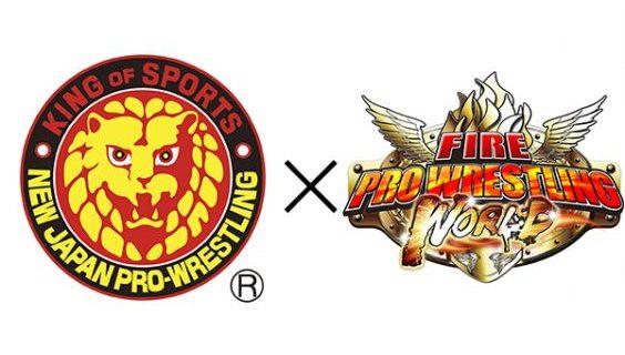 『ファイヤープロレスリング ワールド』PS4版の発売日が8.9に決定! 豪華アイテム入り、新日本プロレス仕様の限定版 「新日本プロレス PREMIUM EDITION」も発売!