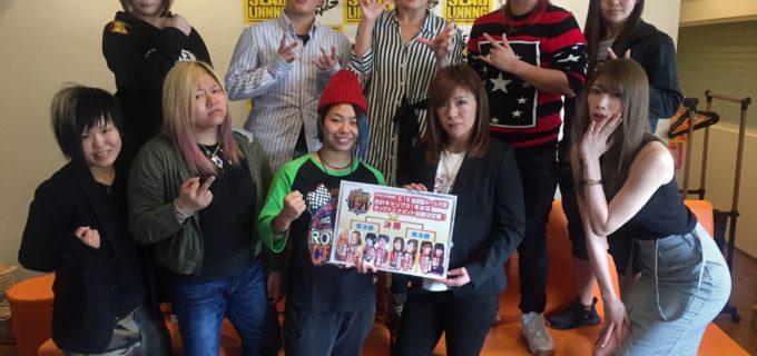 【SEAdLINNNG】5.16(水)後楽園大会「SEAdLINNNG~STAY TUNE~」全対戦カード決定!