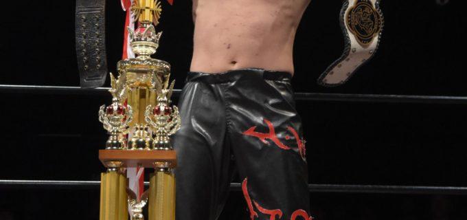 【ZERO1】木髙イサミも大谷晋二郎の挑戦を退け、ジュニア2冠を死守!<6.9新木場>