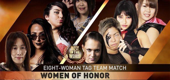【スターダム】ROH BEST IN THE WORLD 6月29日(金)米国メリーランド州ボルチモア UMBCイベント・センター