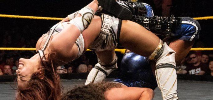 【WWE】激勝のカイリ・セイン「再びベイズラーを倒してやる!」と王者に宣戦布告