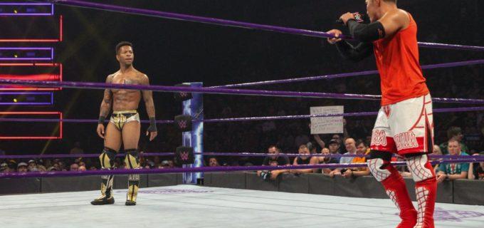 【WWE】戸澤陽、次週の205 Liveでラッシュとの対戦決定