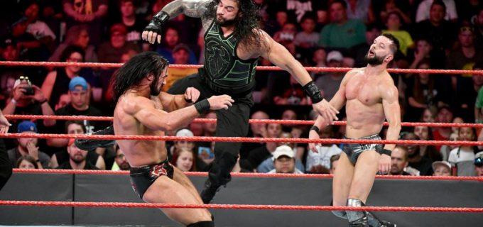 【WWE】ユニバーサル王座挑戦者決定戦としてレインズ対ラシュリーの再戦決定