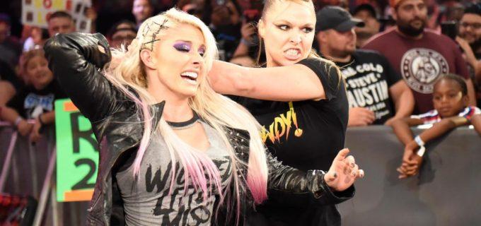 【WWE】ロンダ、PPV「サマースラム」でロウ女子王座戦が決定