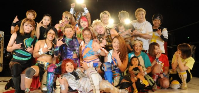 AKINOデビュー20周年記念興行~Lucha Libre de ムチャリブレ!~試合結果!