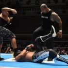 【新日本】SANADAvsタマ・トンガの公式戦は正々堂々の好勝負! と思いきや、またもやファレ&タンガが介入!