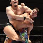 【新日本】ザック・セイバーJr.のサブミッション地獄に、矢野通がレスリングで真っ向勝負!