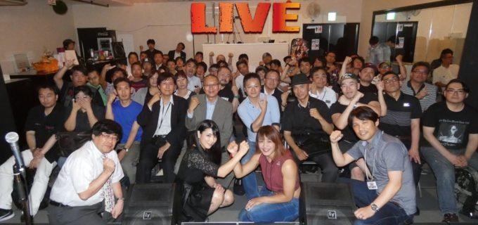 【満員御礼】<ストロングトークLIVE Girl's Version>志田光・朱里タッグの禁断ガールズトークで会場大盛り上がり!