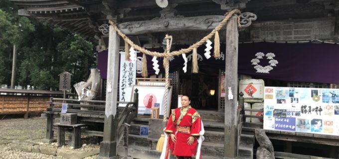 【仙女】〈試合結果〉7.28(土)秋保神社奉納プロレス