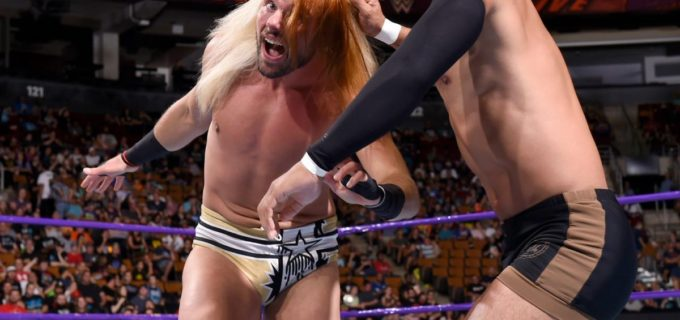 【WWE】ヒデオ、アリとの対峙回避して嘲笑う