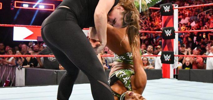 【WWE】ロンダ「新ロウ女子王者になる」とPPV「サマースラム」勝利宣言