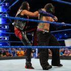 【WWE】中邑、ジェフ襲撃失敗!王座戦を前にスワントンボムに沈む