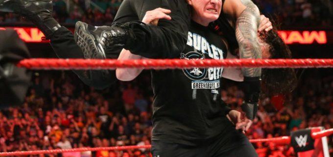 【WWE】レスナー、PPV「サマースラム」を前にレインズをF5葬