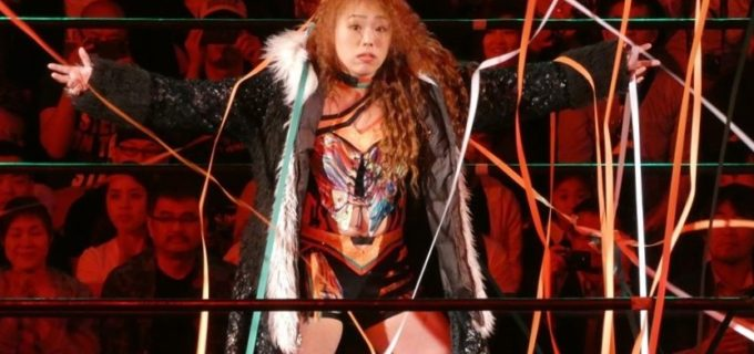 【WWE】松本浩代、メイ・ヤング・クラシック2018出場が決定