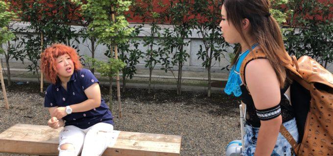 【YMZ】ビジュアルハンター矢子が逆ゲリラオファーで、ぼーそー☆ほってぃーに対戦要求!9.24(月・祝)北千住大会で対戦決定、勝者はイメージDVDを発売!