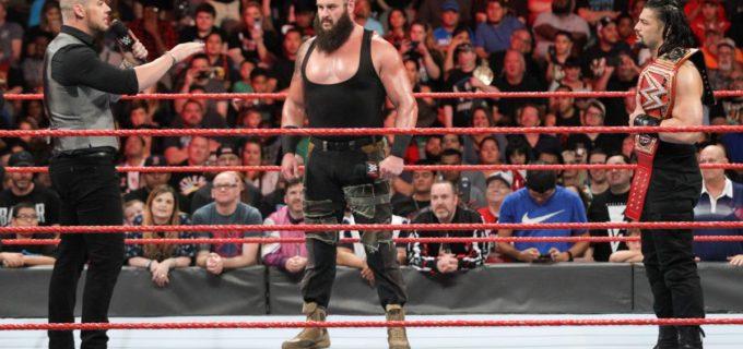 【WWE】11/3 PPV「クラウン・ジュエル」でトリプルスレット形式ユニバーサル王座戦が決定