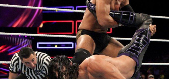 【WWE】ヒデオ、因縁のアリ戦で両者カウントアウト
