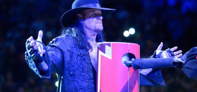 【WWE】アンダーテイカー、トリプルHとの最後の対決に「魂を奪って安らかに眠らせてやる」