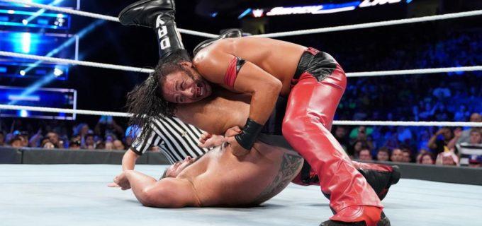 【WWE】中邑王座防衛で、ルセフ・デイがチーム崩壊
