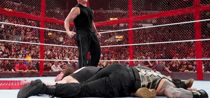 【WWE】レスナー乱入でユニバーサル王座戦が大混乱