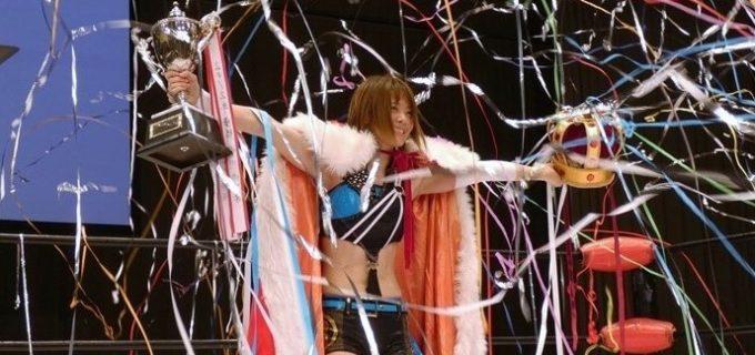 【スターダム】岩谷麻優が林下詩美との戦いを制し、5★STAR GP初優勝<9.24後楽園>