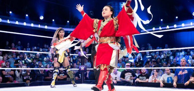 "【WWE】""レジェンド""里村が「メイ・ヤング・クラシック2018」準決勝進出!"
