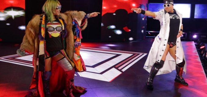 【WWE】アスカ、盟友ナオミに勝利してMMC無敗キープ