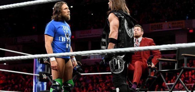 【WWE】ブライアン、AJスタイルズとの王座戦に向け「価値のある男を倒したい」