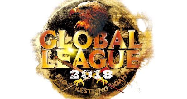 【ノア】佐藤耕平(ZERO1)、樋口和貞(DDT)が初出場!『GLOBAL LEAGUE 2018』出場選手決定!