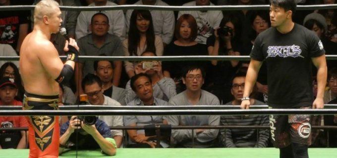【ノア】鈴木鼓太郎が『GLOBAL Jr. LEAGUE 2018』優勝!「これでノアのジュニアは崩壊だな。やっぱりお前らは弱かった!」の発言に原田が対戦を要求!