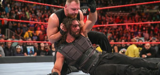 【WWE】シールド崩壊か?タッグ王座奪取もアンブローズがロリンズを襲撃