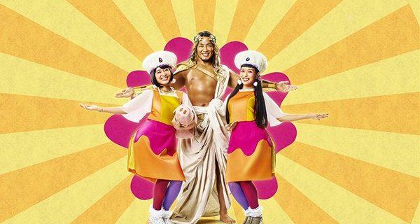 【新日本】働く女子への応援企画 第3弾!チャラン・ポ・ランタンが新応援ソングを公開!棚橋弘至選手が歌詞に登場!10月7日(日)~新CMも放映決定!
