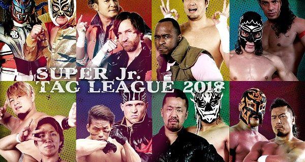 【新日本】新日本プロレス公式のLINEアカウントで『SUPER Jr. TAG LEAGUE 2018』の優勝予想をスタート!