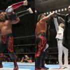 """【新日本】「このリングで""""結果""""を残す!」鷹木信悟&BUSHIが『SUPER Jr. TAG LEAGUE』好発進!"""