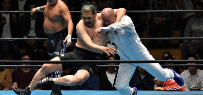 【ドラディション】谷津嘉章がヒロ斉藤とのタッグで10年ぶり後楽園のリングに登場!