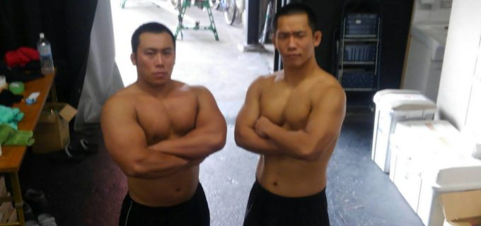 【ZERO1】10.26(金)新木場大会にて高岩&スーパー&大和組と対戦する清水来人&鈴木裕太がコメント