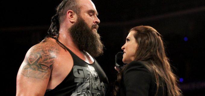 【WWE】チームロウは不和露見!ストローマン&ロンダがオーソリティと対峙