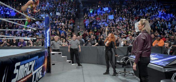【WWE】バトルロイヤルを制したアスカがトリプルスレット女子王座TLC戦に出場決定