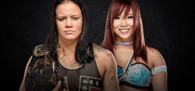 【WWE】<NXT>王座奪還を目指すカイリ、シェイナと試練の3本勝負