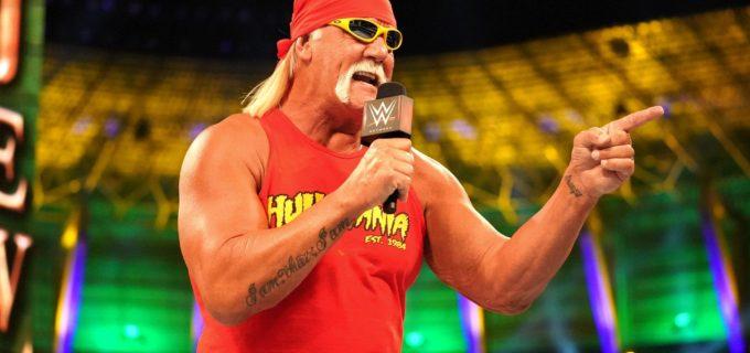 【WWE】ついにハルク・ホーガンが「クラウン・ジュエル」のホストとしてWWE復帰!!