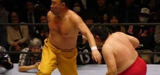 【編集長コラム】「ケツ爆弾」越中詩郎が「侍祭り」開催