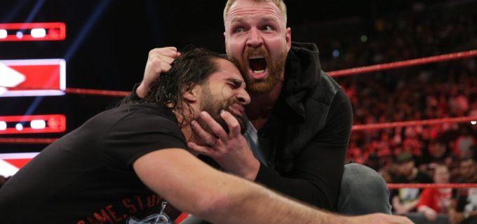【WWE】心理戦のアンブローズ、ロリンズをダーティ・ディーズ葬