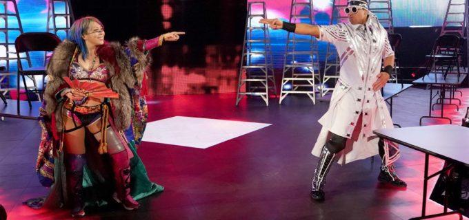 【WWE】仲間割れでミズ&アスカがMMCシーズン2準決勝敗退