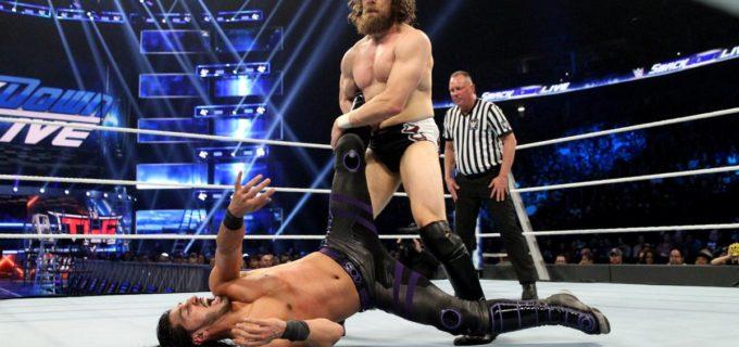 【WWE】ニュー・ブライアンがAJスタイルズに王者防衛宣言