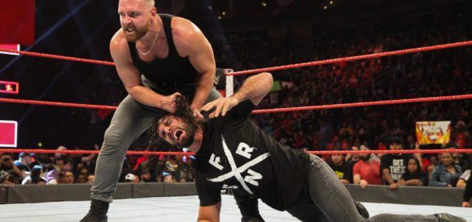 【WWE】アンブローズ、ロリンズの襲撃を返り討ち