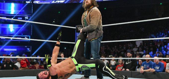 【WWE】AJ襲撃の王者ブライアンに大ブーイング