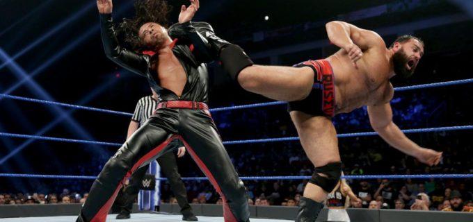 【WWE】中邑がルセフに敗れてUS王座陥落
