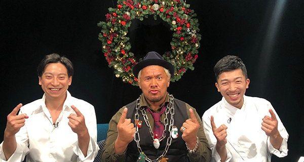 【新日本】12月18日(火)23時~BSプレミアム『極上!スイーツマジック』に真壁刀義選手が出演! 独り占めしたくなるようなクリスマスケーキが登場!