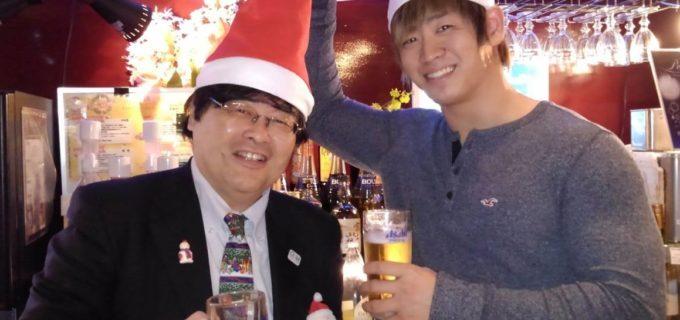【編集長がよいしょ】「GHC王者」清宮海斗とメリークリスマス